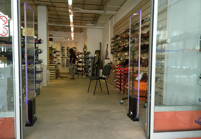 magasin de chaussures vallagnosc                   sainte maxime